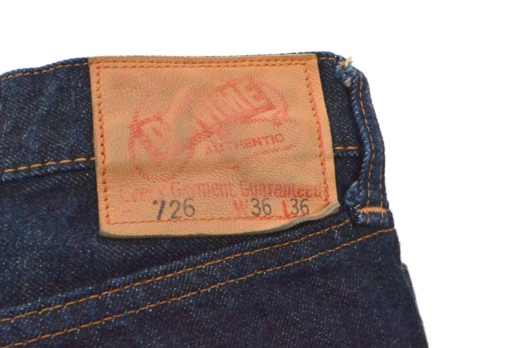 旧ドゥニーム オリゾンティ/726 501XXタイプ デニムパンツの買取実績画像