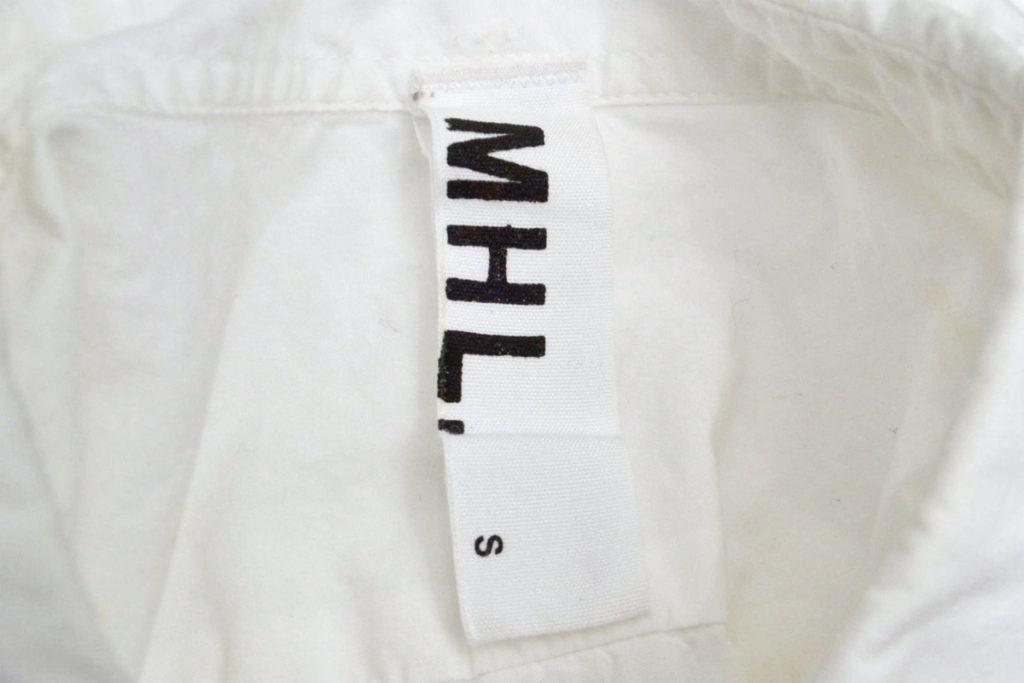 2015年モデル/コットンポプリン レギュラーカラーシャツの買取実績画像