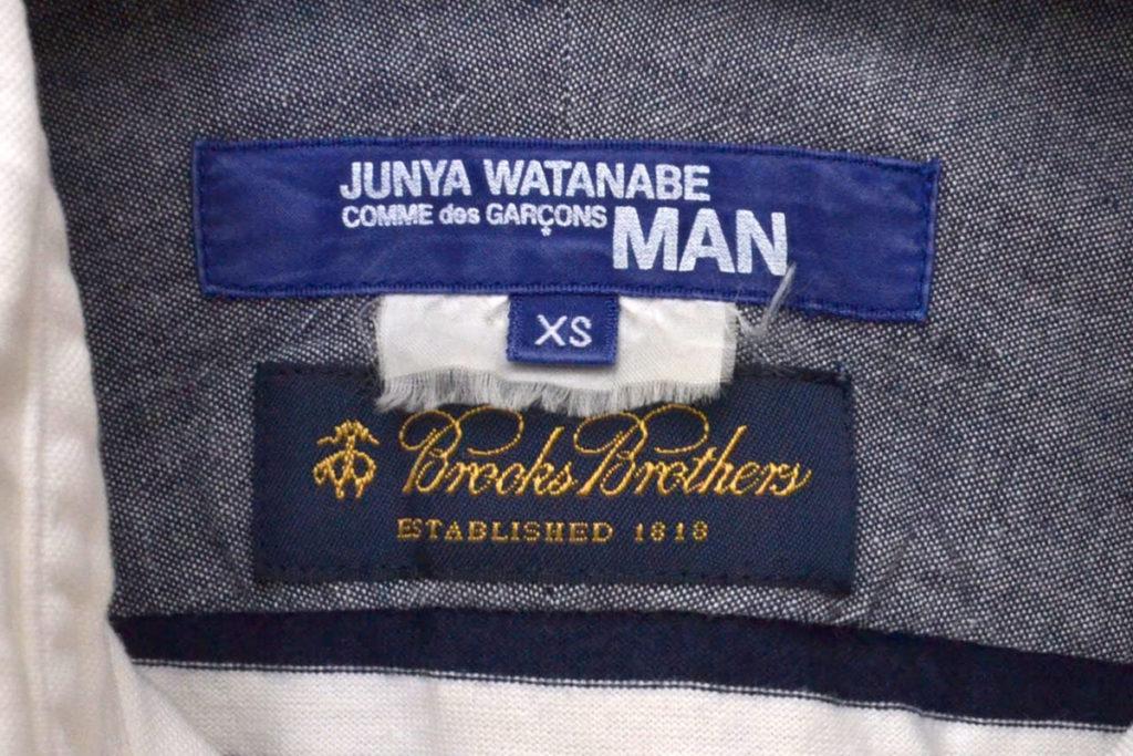 × Brooks Brothers/AD2010/再構築 長袖シャツの買取実績画像