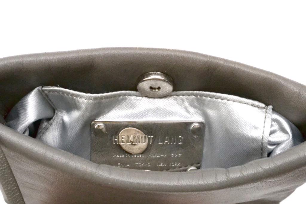 1990s Leather Poach ミニレザーショルダーバッグの買取実績画像