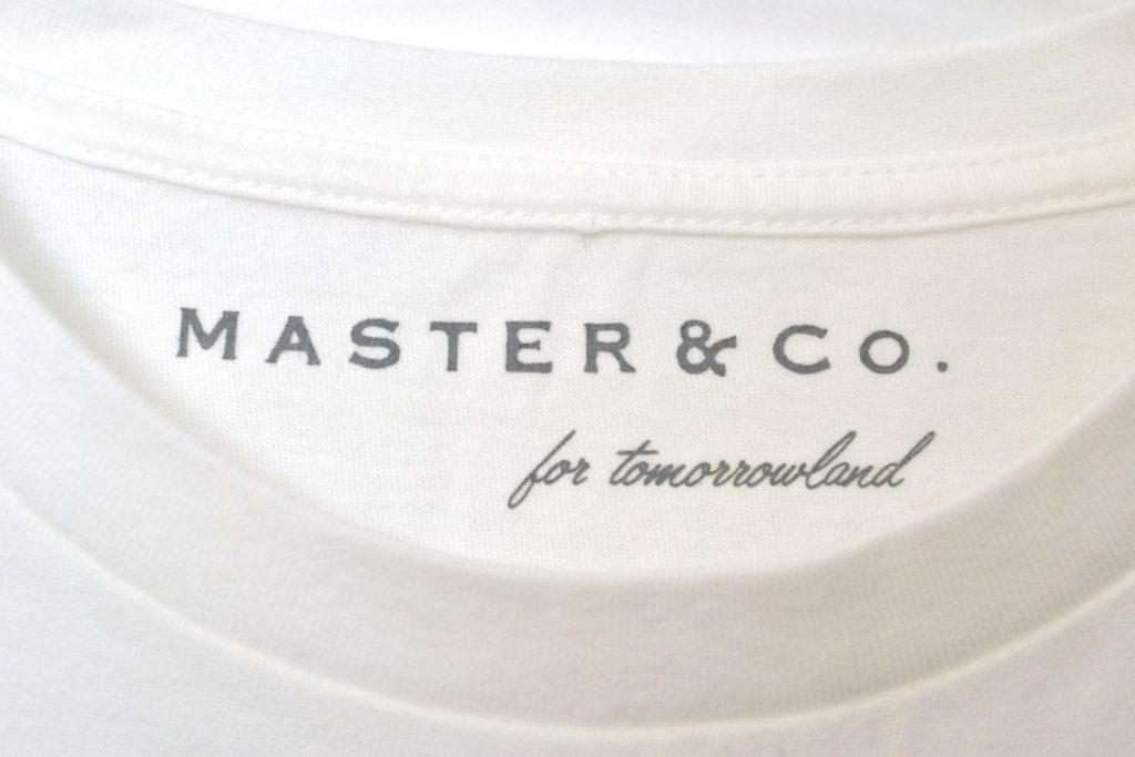 MASTER&Co.×TOMORROWLAND / Flight Tシャツの買取実績画像