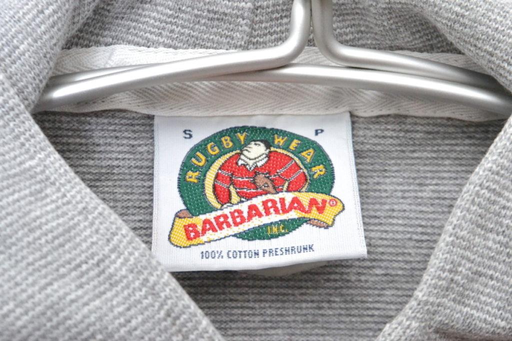 フード付きラガーシャツ パーカーの買取実績画像