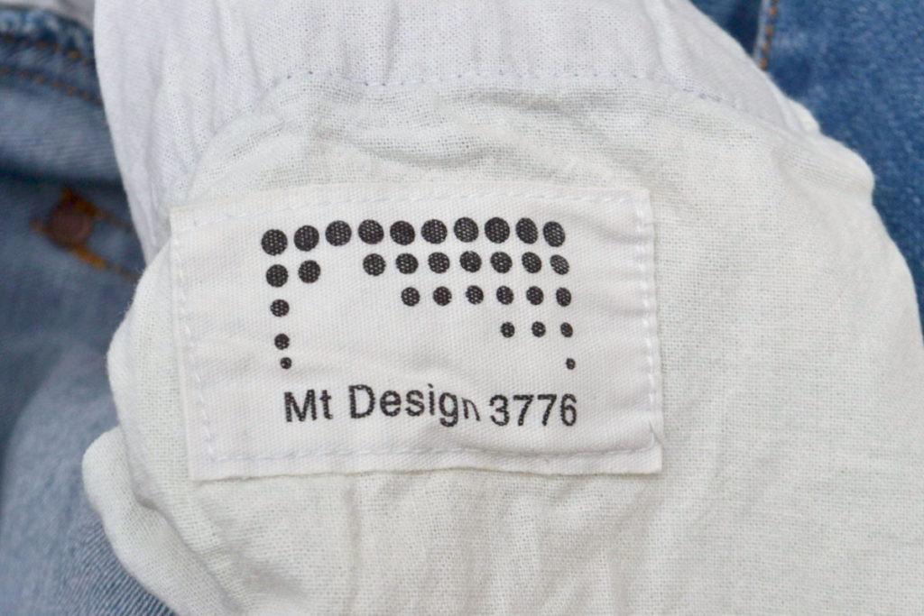 × Mt Design 3776 ◆ デニムクライミングパンツの買取実績画像
