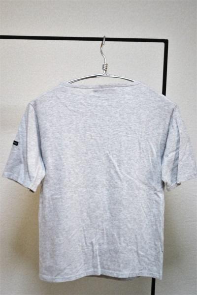 PIRIAC SOLID ピリアック無地 ボートネック半袖Tシャツの買取実績画像