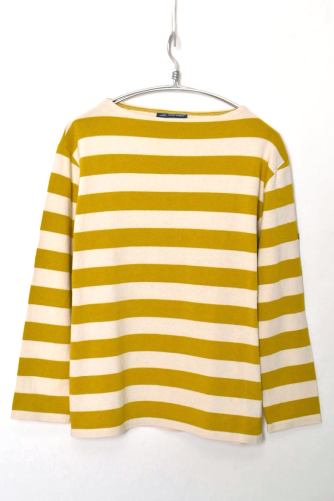 OUESSANT WIDEBORDER ウエッソンワイドボーダーバスクシャツ