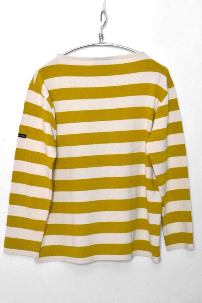 OUESSANT WIDEBORDER ウエッソンワイドボーダーバスクシャツの買取実績画像