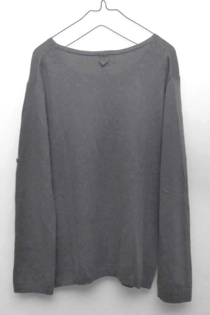 2015AW/ シルク カシミヤ ニットセーターの買取実績画像