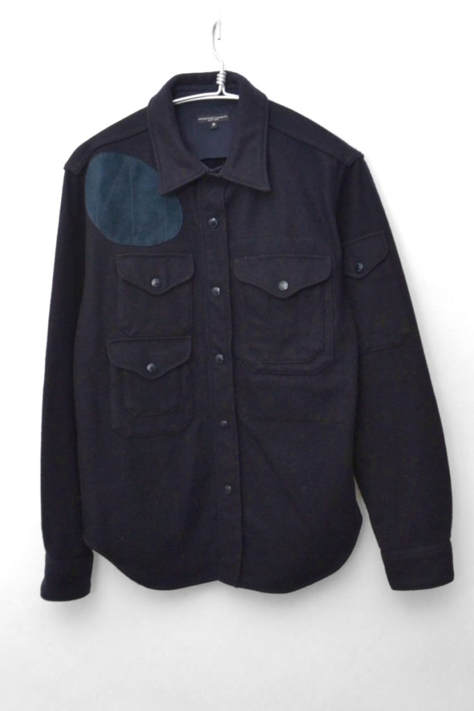 CPO SHIRT – 20oz Melton メルトンCPOシャツの買取実績画像