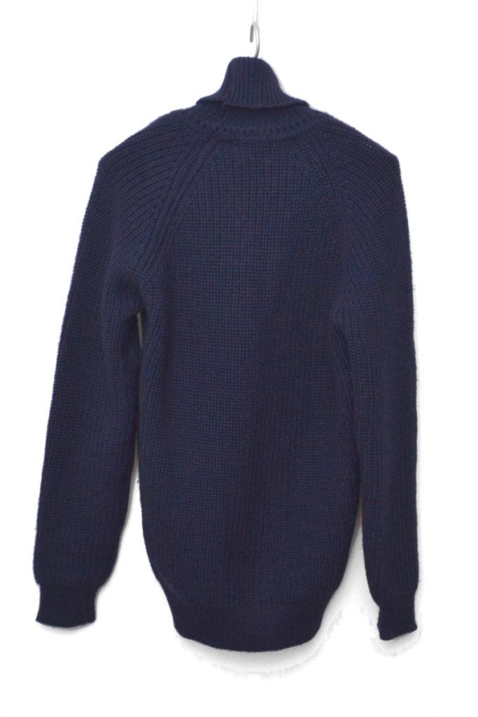 サブマリーナー リブ ロールネックセーター ニットの買取実績画像