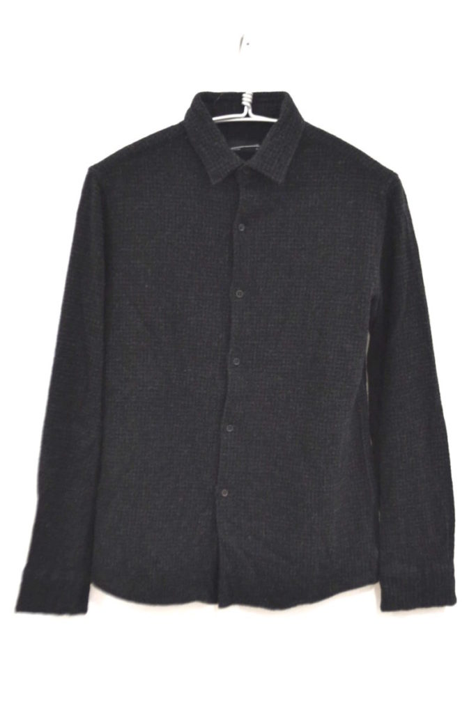 2014AW/ ウール 起毛ネルシャツ