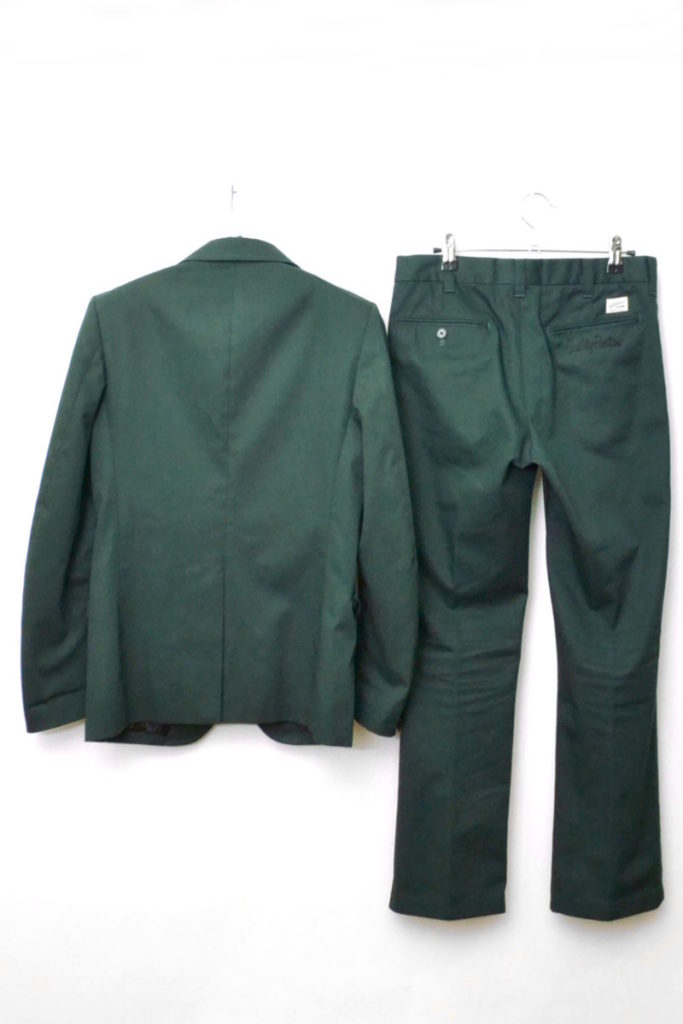 T/C UNCONSTRUCTED JACKET- PANT セットアップの買取実績画像