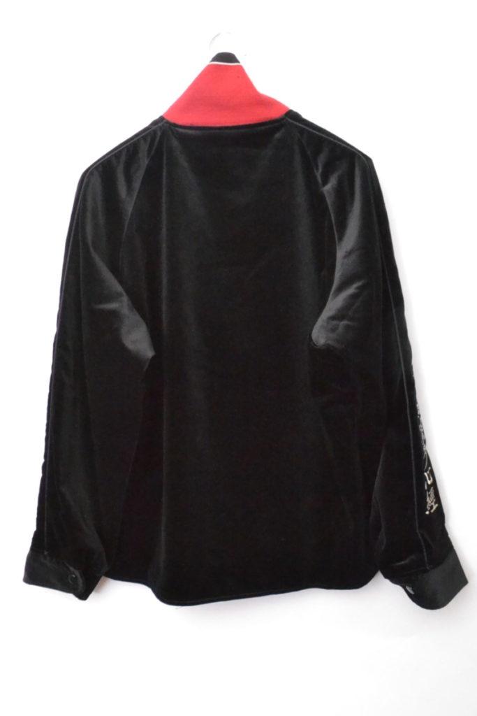 Velbeteen Half Jacket ベルベット別珍 ハーフジャケットの買取実績画像