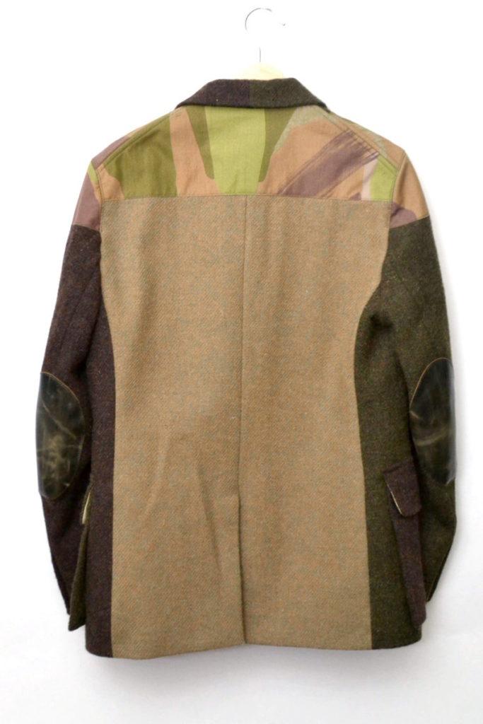 2013AW/ MALLORY JACKET CRAZY CAMO マロリージャケット カモフラージュベンタイルの買取実績画像