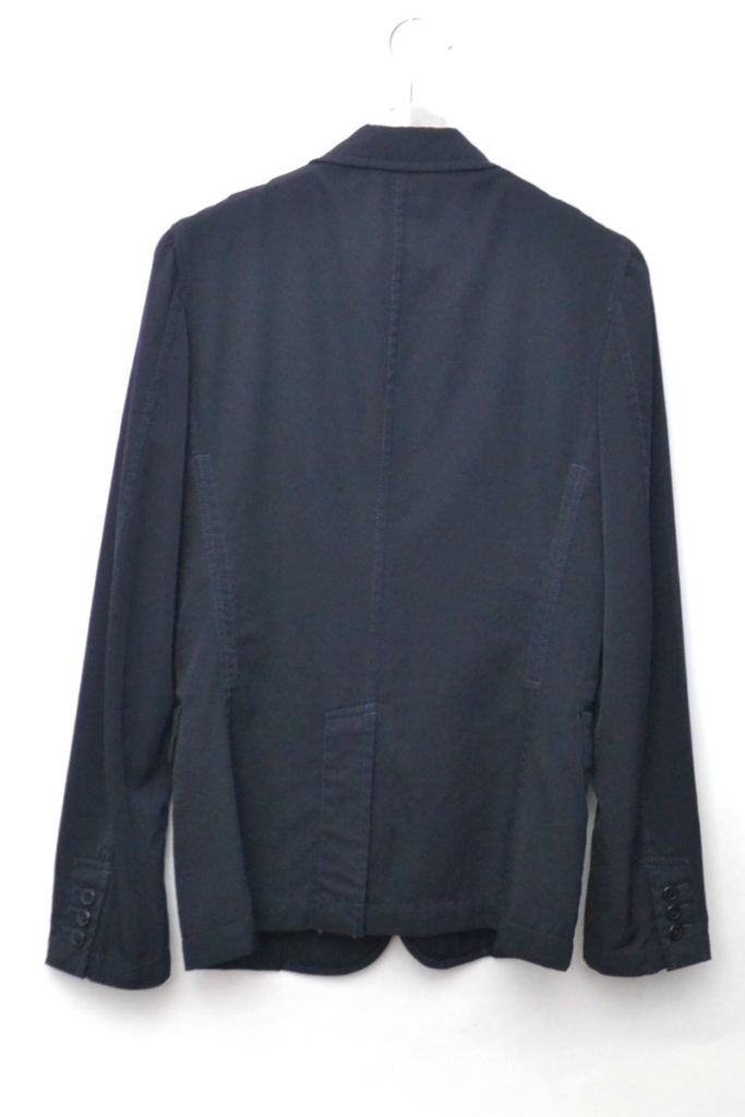2010AW/ ウール ベスト ドッキングジャケットの買取実績画像