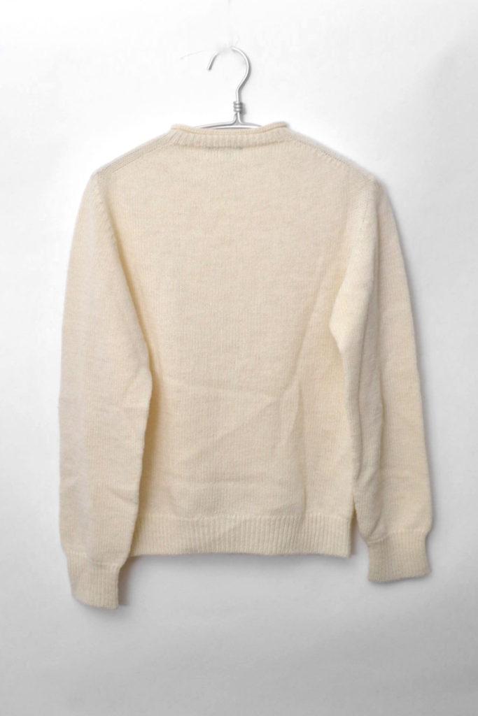 2015AW/編地切替 ケーブルニット セーターの買取実績画像