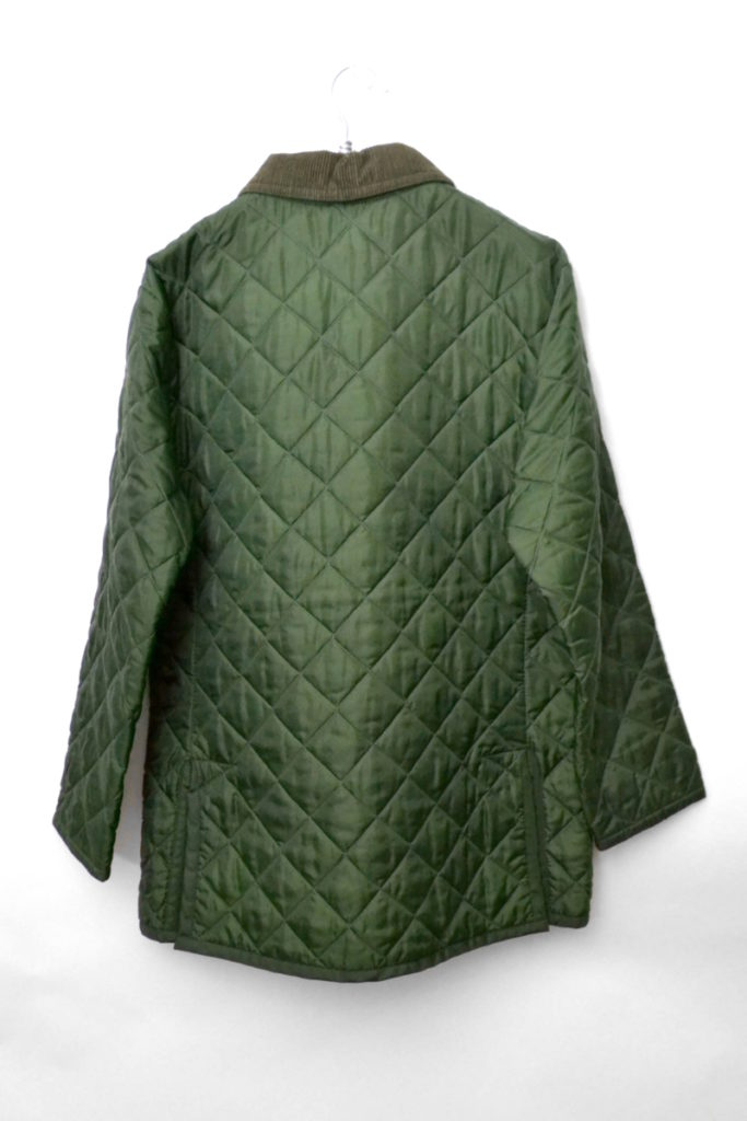 DENHAM デンハム キルティングジャケットの買取実績画像
