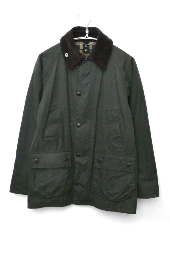 BEDALE SL ビデイル スリムフィット ワックスドジャケット
