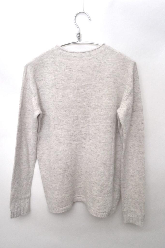 2016SS/リネンコットン ロールネックニット セーターの買取実績画像