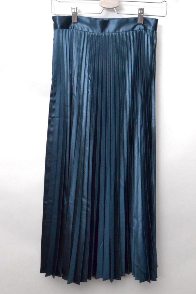 2017AW/ロング丈アコーディオンプリーツスカートの買取実績画像