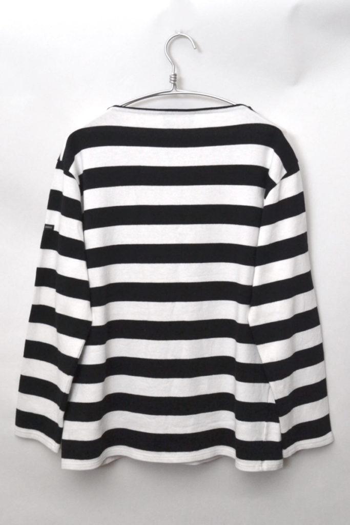 OUESSANT WIDEBORDER ウエッソン ワイドボーダーバスクシャツ カットソーの買取実績画像