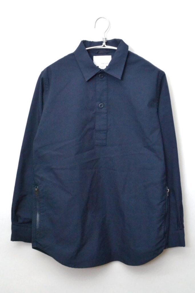 Military Pullover Shirt ミリタリープルオーバーシャツ