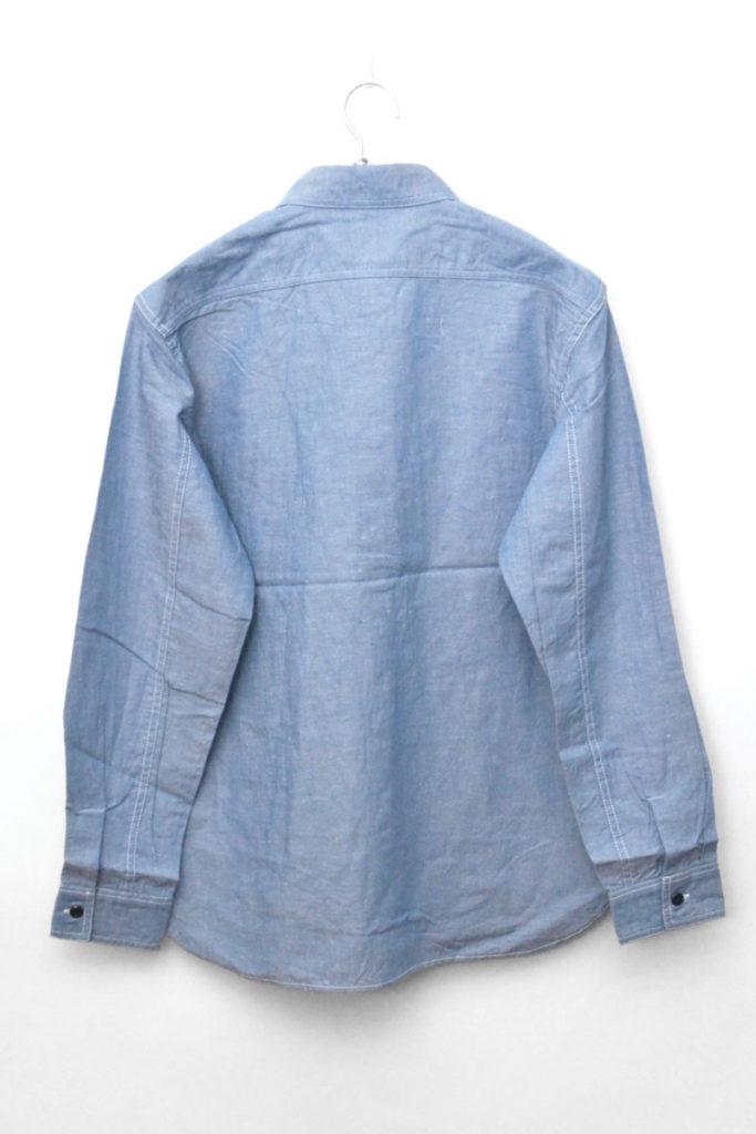 コットン リネン シャンブレーシャツの買取実績画像