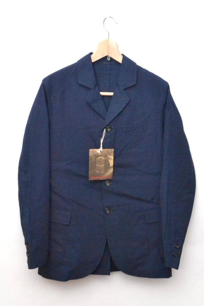 Lt Creole Jacket インディゴ シャンブレージャケット
