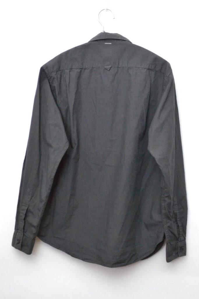 BASIC POPLIN ベーシックポプリン レギュラーカラーシャツの買取実績画像