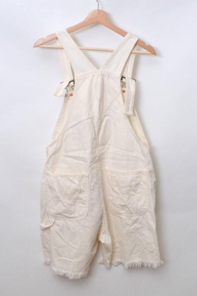 WHITE DENIM ホワイトデニム オールインワン パンツの買取実績画像
