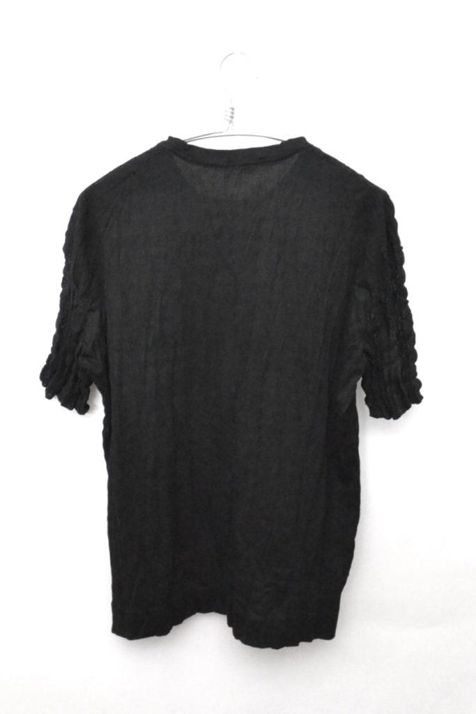 2016SS/異素材切替プリーツTシャツの買取実績画像