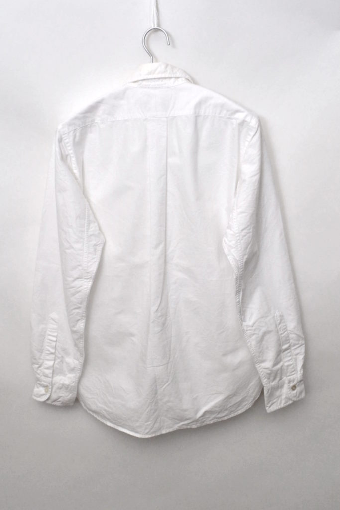 19th B.D.Shirt – オックスフォードBDシャツの買取実績画像