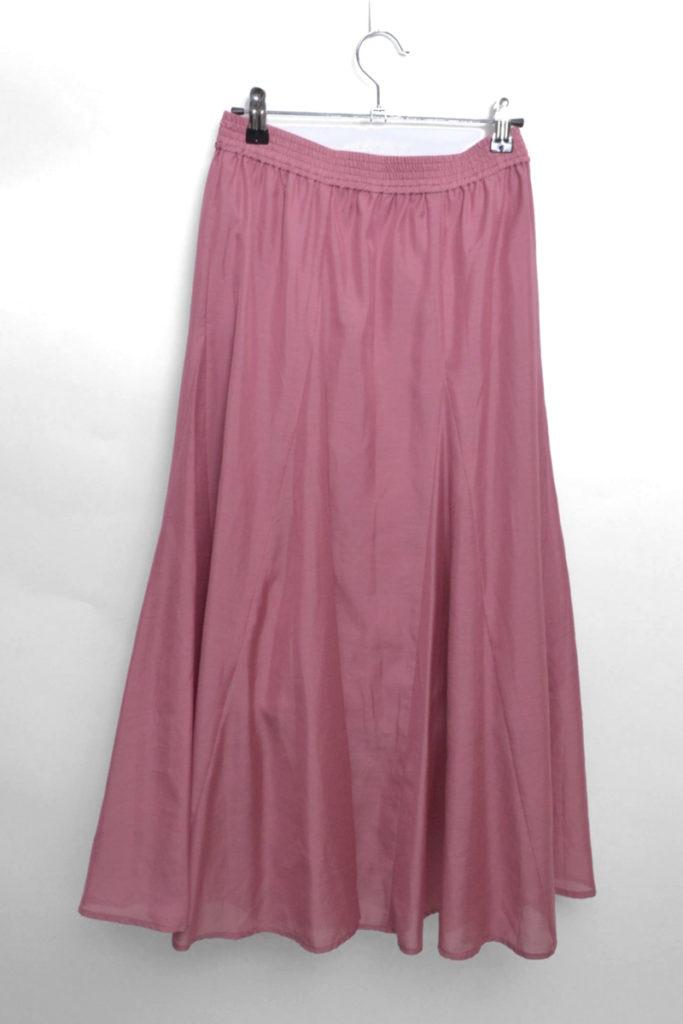 Eローンギャザースカート