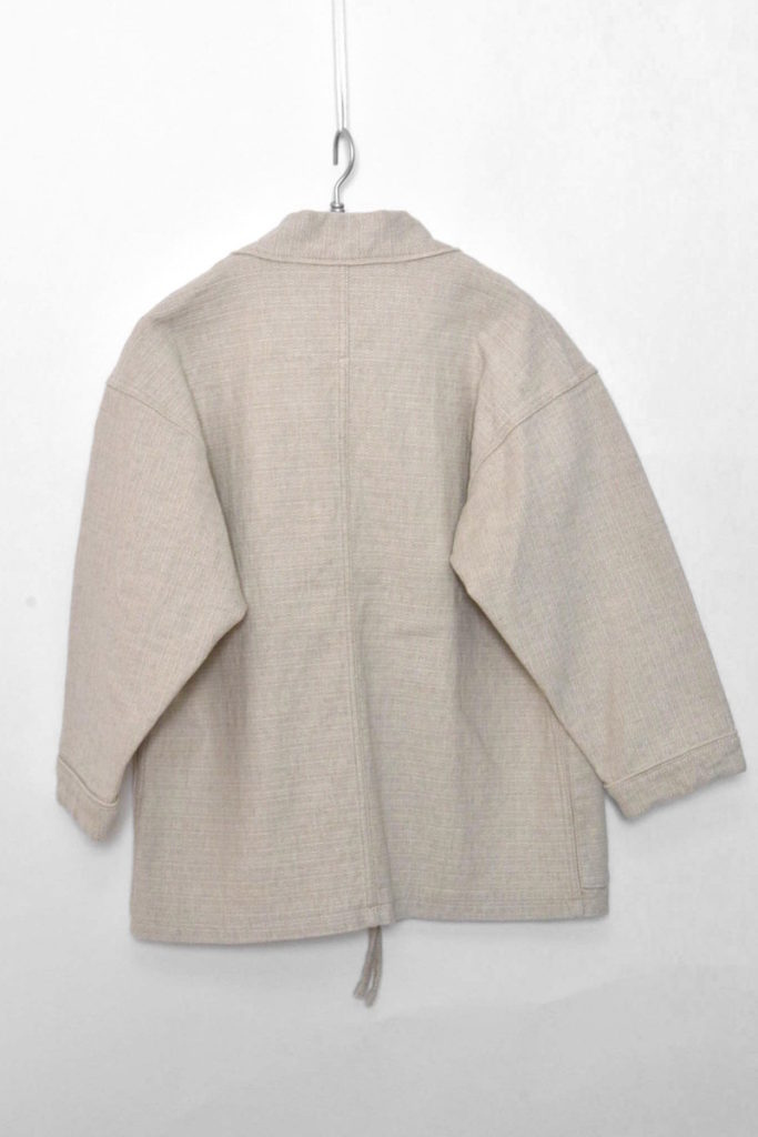 LINEN HAORI Jacket リネン羽織りジャケットの買取実績画像