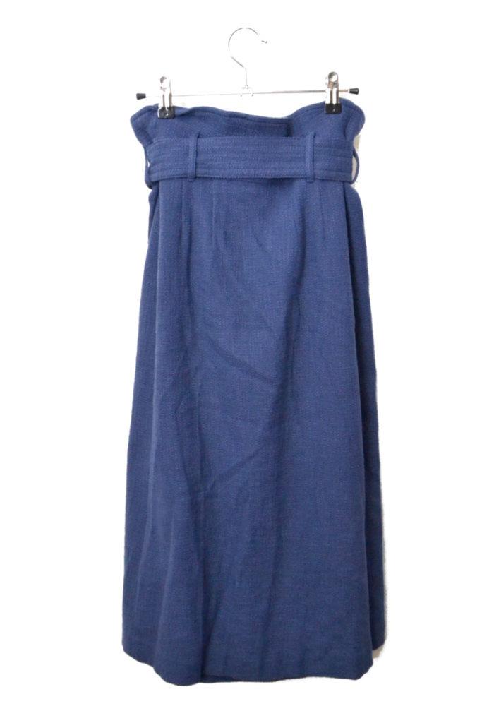 2018SS/ブッチャーオーバータックロングタイトスカートの買取実績画像