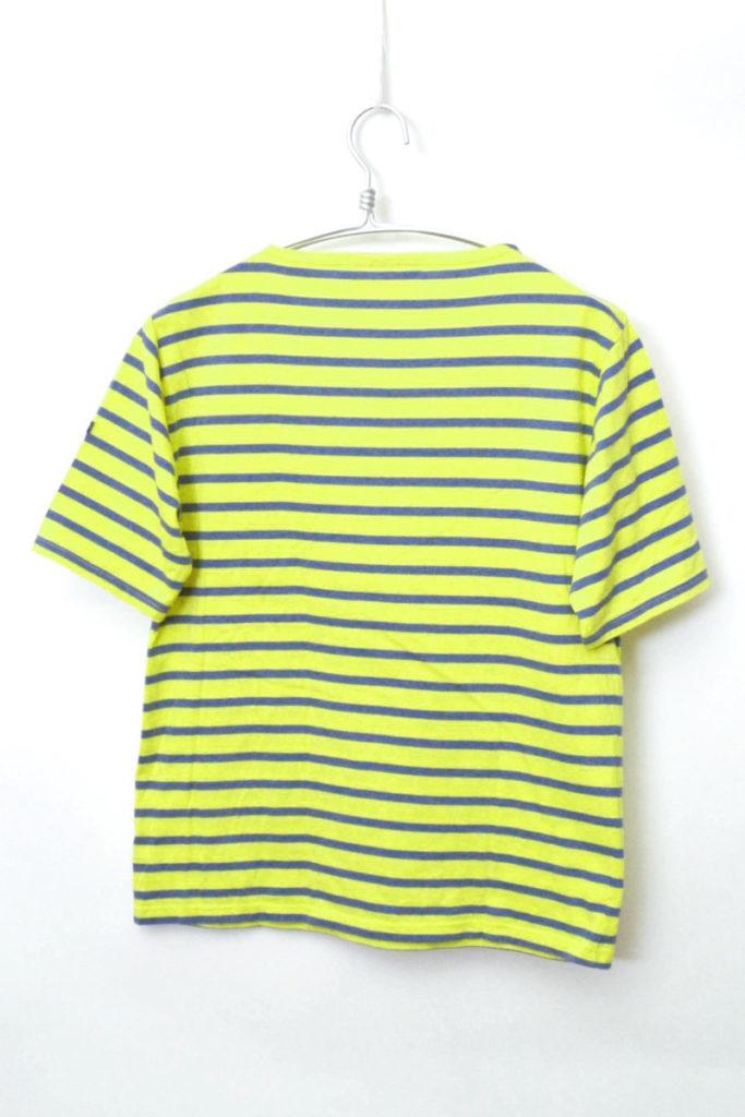 PIRIAC ピリアック ボートネック ボーダーTシャツの買取実績画像