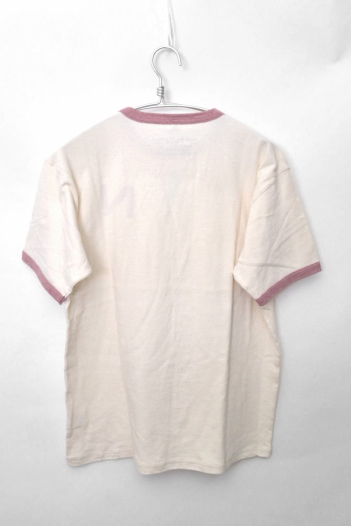NC PRINT RINGER T-SHIRT NCプリント リンガー Tシャツの買取実績画像