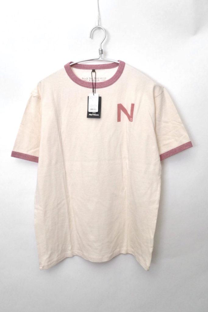NC PRINT RINGER T-SHIRT NCプリント リンガー Tシャツ