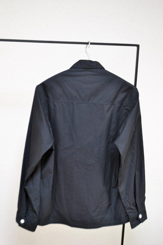 NHC POST SHIRTS JACKET  シャツジャケットの買取実績画像