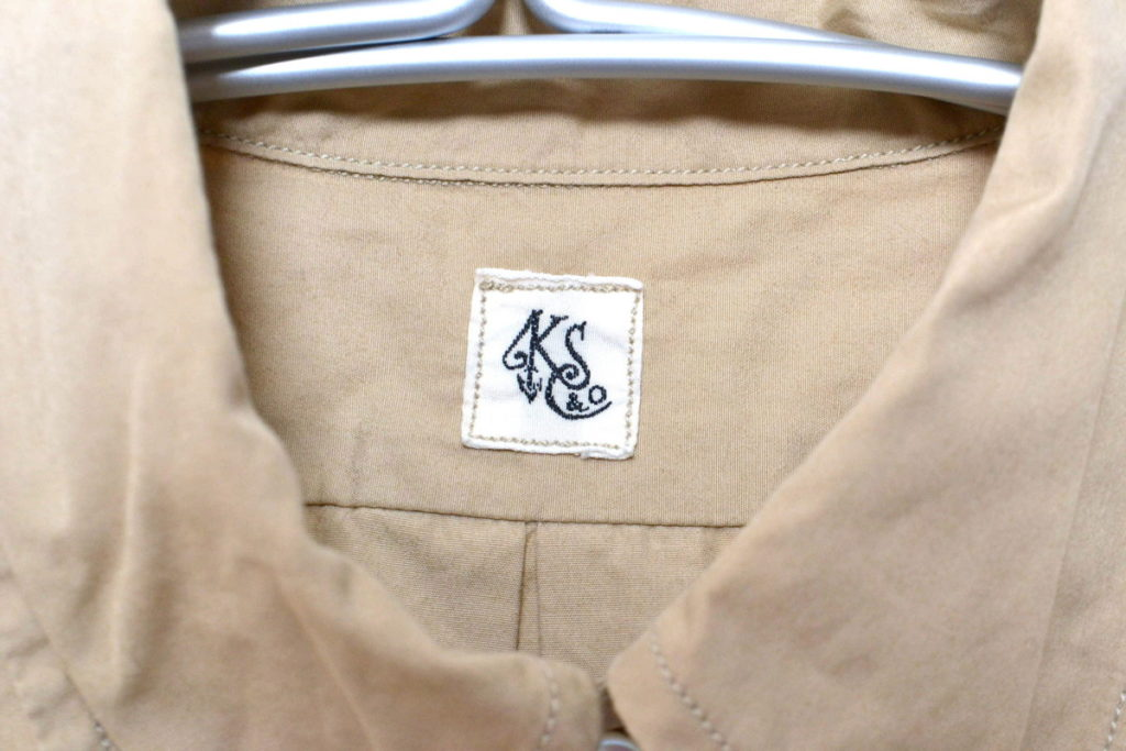 JOURNAL STANDARD別注/JS Bombay Shirt ボンベイシャツの買取実績画像