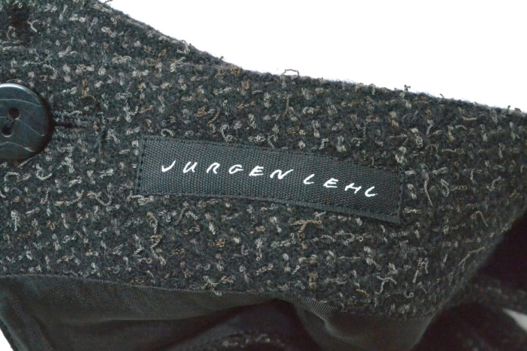 ウールシルク カットオフラップスカート 巻きスカートの買取実績画像