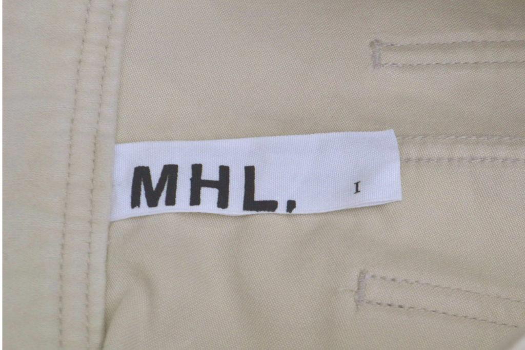 2014AW/ コットン モールスキン スカートの買取実績画像