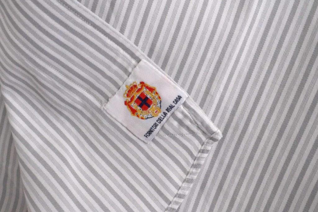 クレリック ワイドカラーシャツの買取実績画像