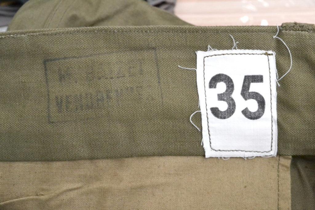 M-47 カーゴパンツ 前期型の買取実績画像