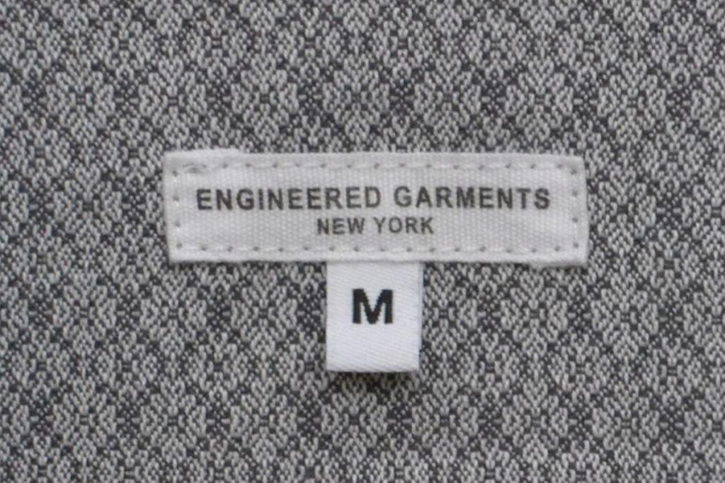 ダイアモンドジャガード コットン 総柄3Bジャケットの買取実績画像