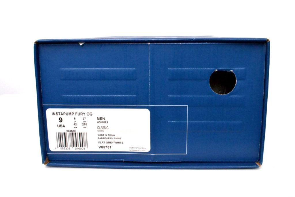 INSTAPUMP FURY OG インスタポンプフューリー OG V65751の買取実績画像
