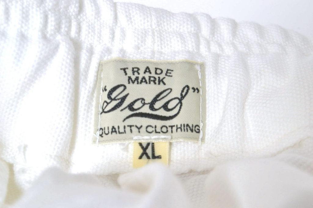 COTTON/LINEN OXFORD BALLOON PANTS オックスフォード バルーンパンツの買取実績画像
