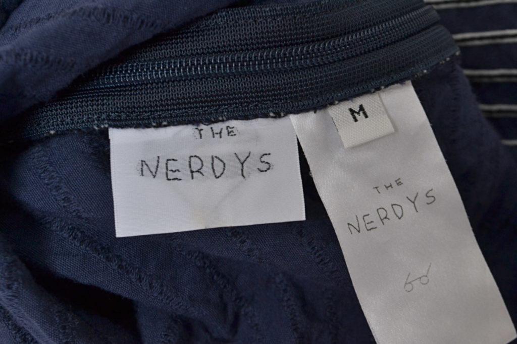 Border Cloth Tee 肩ボタン ボーダーTシャツの買取実績画像