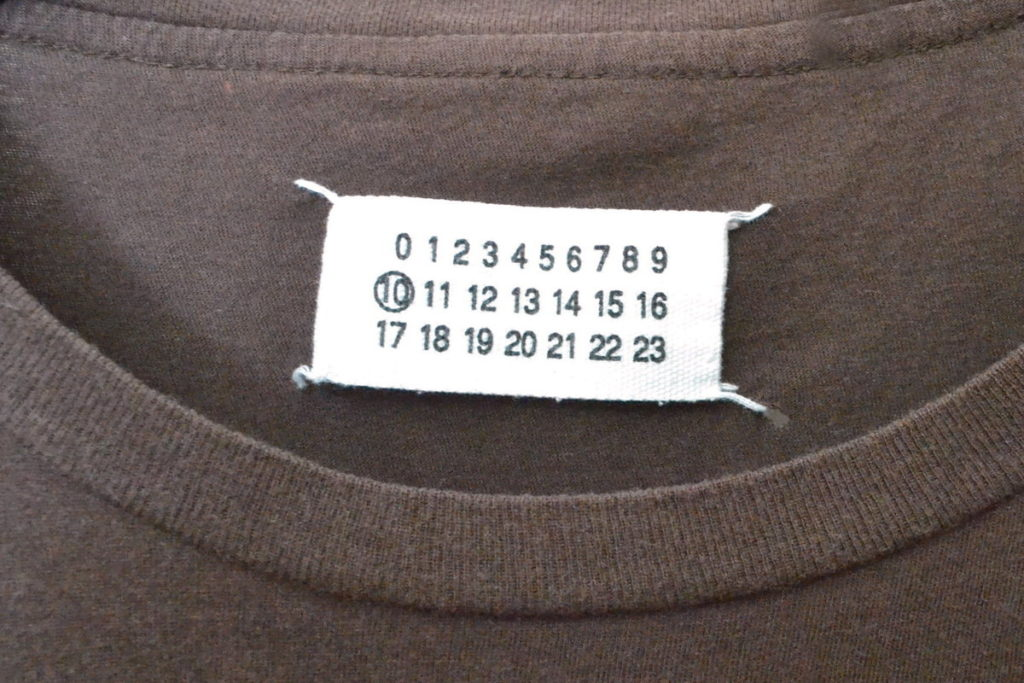 初期 イタリア製 斜めポケットTシャツの買取実績画像