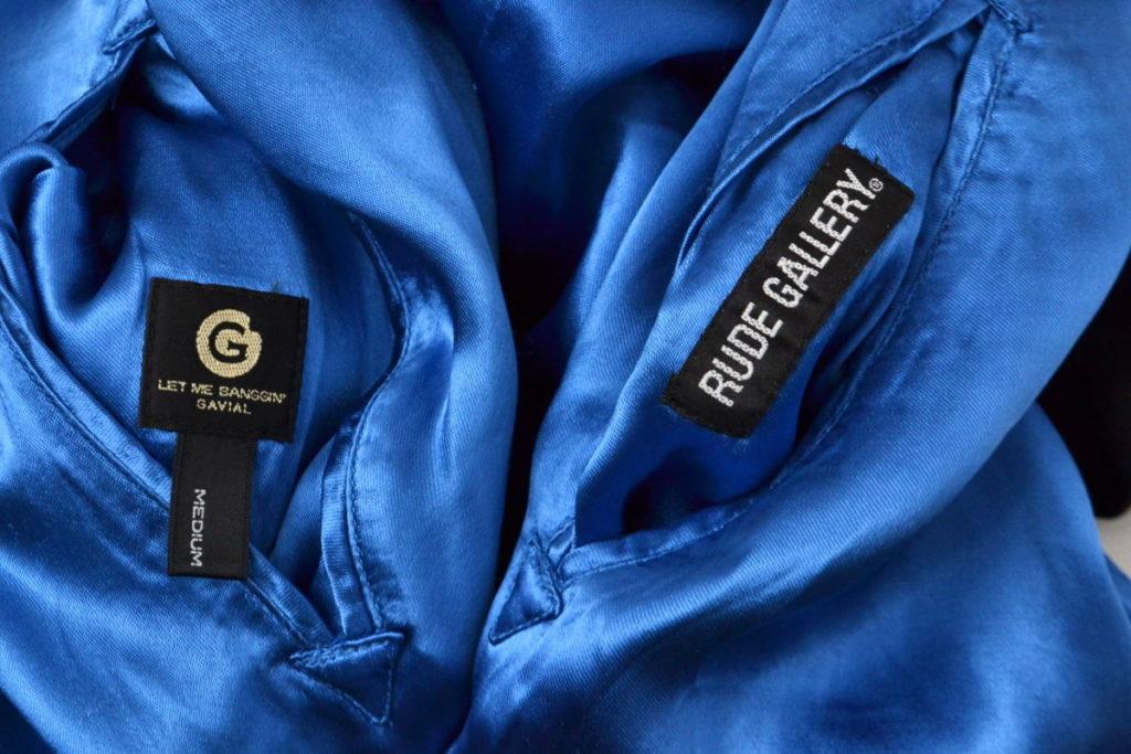 2015/×RUDE GALLERY ◆ 中村達也 記念モデル リバーシブルスカジャンの買取実績画像