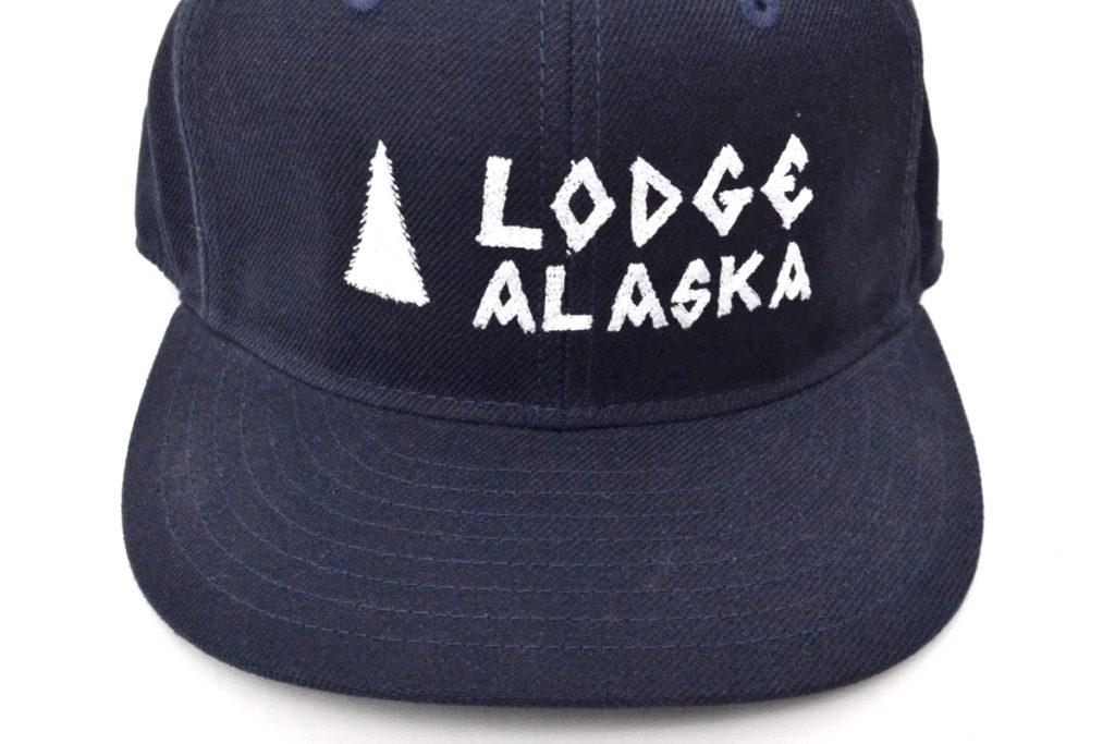 LODGE ALASKA ベースボールキャップの買取実績画像